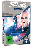 Star Trek The Next Generation: Staffel 1 (7 DVDs)
