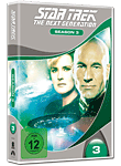 Star Trek The Next Generation: Staffel 3 (6 DVDs)