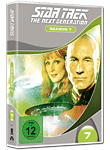 Star Trek The Next Generation: Season 7 Box (6 DVDs)