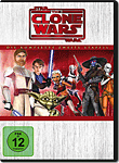 Star Wars: The Clone Wars - Die komplette 2. Staffel (4 DVDs)