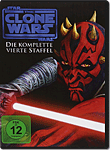 Star Wars: The Clone Wars - Die komplette 4. Staffel (5 DVDs)