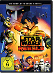 Star Wars Rebels: Staffel 1 Box (3 DVDs)