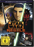 Star Wars Rebels: Staffel 3 (4 DVDs)