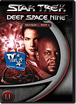 Star Trek Deep Space Nine: Season 1 Part 1 (3 DVDs) (DVD Filme)