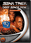 Star Trek Deep Space Nine: Season 4 Part 1 (3 DVDs) (DVD Filme)