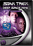 Star Trek Deep Space Nine: Season 5 Part 1 (3 DVDs) (DVD Filme)