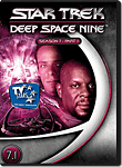 Star Trek Deep Space Nine: Season 7 Part 1 (3 DVDs) (DVD Filme)