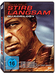 Stirb Langsam Quadrilogy (4 DVDs)