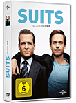 Suits: Staffel 1 Box (3 DVDs)