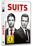 Suits: Staffel 2 (4 DVDs)