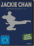 Superfighter 1-3 Box (3 DVDs)