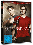 Supernatural: Staffel 06 (6 DVDs) (DVD Filme)