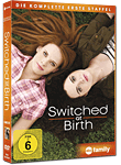 Switched at Birth: Staffel 1 Box (3 DVDs) (DVD Filme)