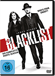 The Blacklist: Staffel 4 (6 DVDs) (DVD Filme)