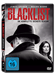 The Blacklist: Staffel 6 (6 DVDs) (DVD Filme)