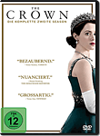The Crown: Staffel 2 (4 DVDs)