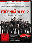The Expendables 2: Back for War - Swiss Fan Edition