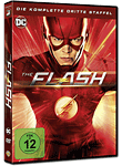 The Flash: Staffel 3 Box (4 DVDs)