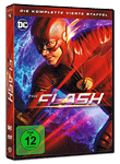 The Flash: Staffel 4 (5 DVDs)
