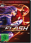 The Flash: Staffel 5 (5 DVDs)