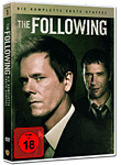 The Following: Staffel 1 Box (4 DVDs)