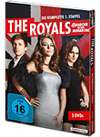 The Royals: Staffel 1 (3 DVDs) (DVD Filme)