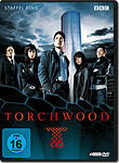 Torchwood: Staffel 1 Box (4 DVDs) (DVD Filme)