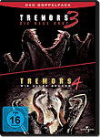 Tremors 3+4 Doppelpack (2 DVDs)