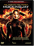Die Tribute von Panem: Mockingjay Teil 1 - Fan Edition (2 DVDs) (DVD Filme)