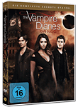 The Vampire Diaries: Die komplette Staffel 6 Box (5 DVDs) (DVD Filme)
