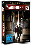 Warehouse 13: Season 1 Box (3 DVDs)