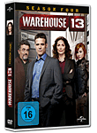 Warehouse 13: Season 4 Box (5 DVDs) (DVD Filme)