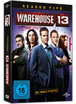 Warehouse 13: Season 5 Box (2 DVDs) (DVD Filme)