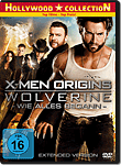 X-Men Origins: Wolverine - Extended Version (DVD Filme)