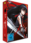 Akame ga Kill! Vol. 1 (2 DVDs)