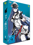 Akame ga Kill! Vol. 4 - Limited Edition (2 DVDs)