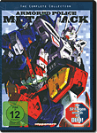 Armored Police Metal Jack - The Complete Collection (6 DVDs)