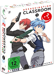 Assassination Classroom II Vol. 1 (2 DVDs)
