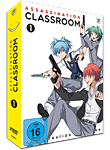 Assassination Classroom Vol. 1 - Limited Edition (2 DVDs)