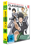 Assassination Classroom Vol. 2 (2 DVDs)