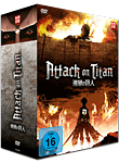 Attack on Titan Vol. 1 - Limited Edition (inkl. Schuber) (Anime DVD)