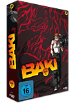 Baki Box 1 (5 DVDs)