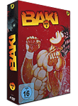 Baki Box 2 (5 DVDs)