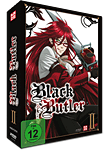 Black Butler Vol. 2 (2 DVDs)
