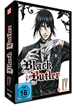 Black Butler Vol. 4 (2 DVDs)