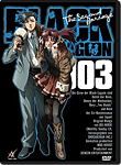 Black Lagoon: Season 2 Vol. 3