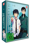 Blue Exorcist Vol. 4 (2 DVDs)