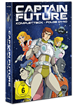 Captain Future - Komplettbox (8 DVDs)