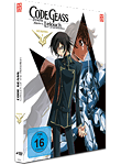 Code Geass: Lelouch of the Rebellion - Mediabook Gesamtausgabe (4 DVDs)