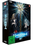 Death Note - Box 1 (4 DVDs)
